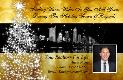 Holiday Postcards For Realtors Your Favorite Design Is
